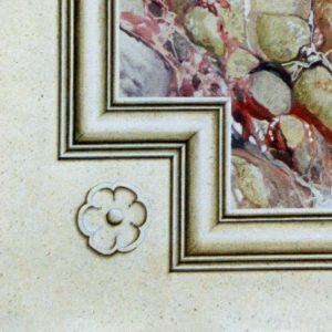sarrancolin marmerimitatie