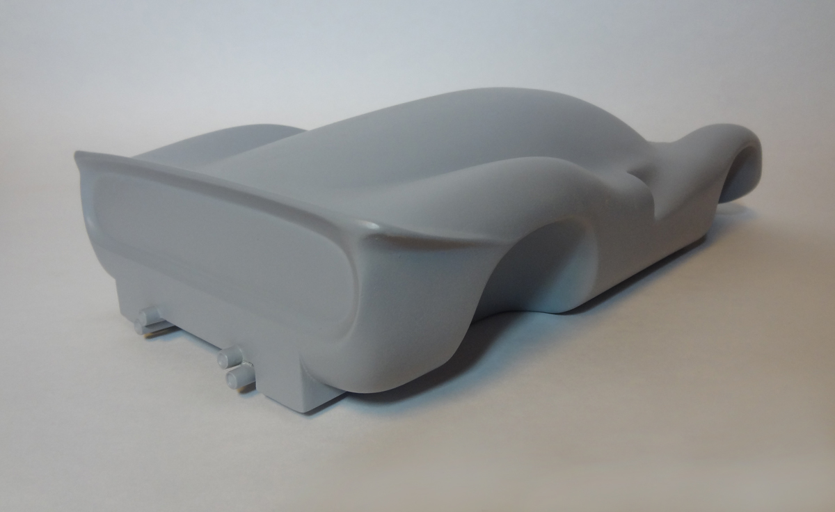 3D print ferrari schaalmodel 330 P4