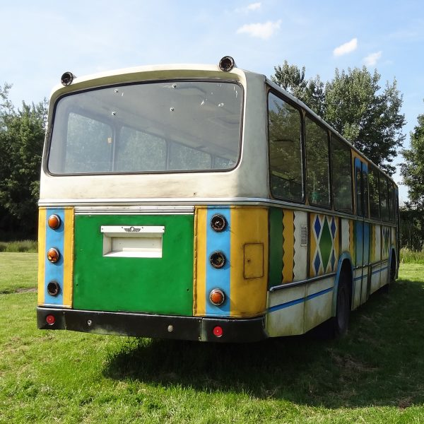 bus giraffenvlakte zooparc overloon