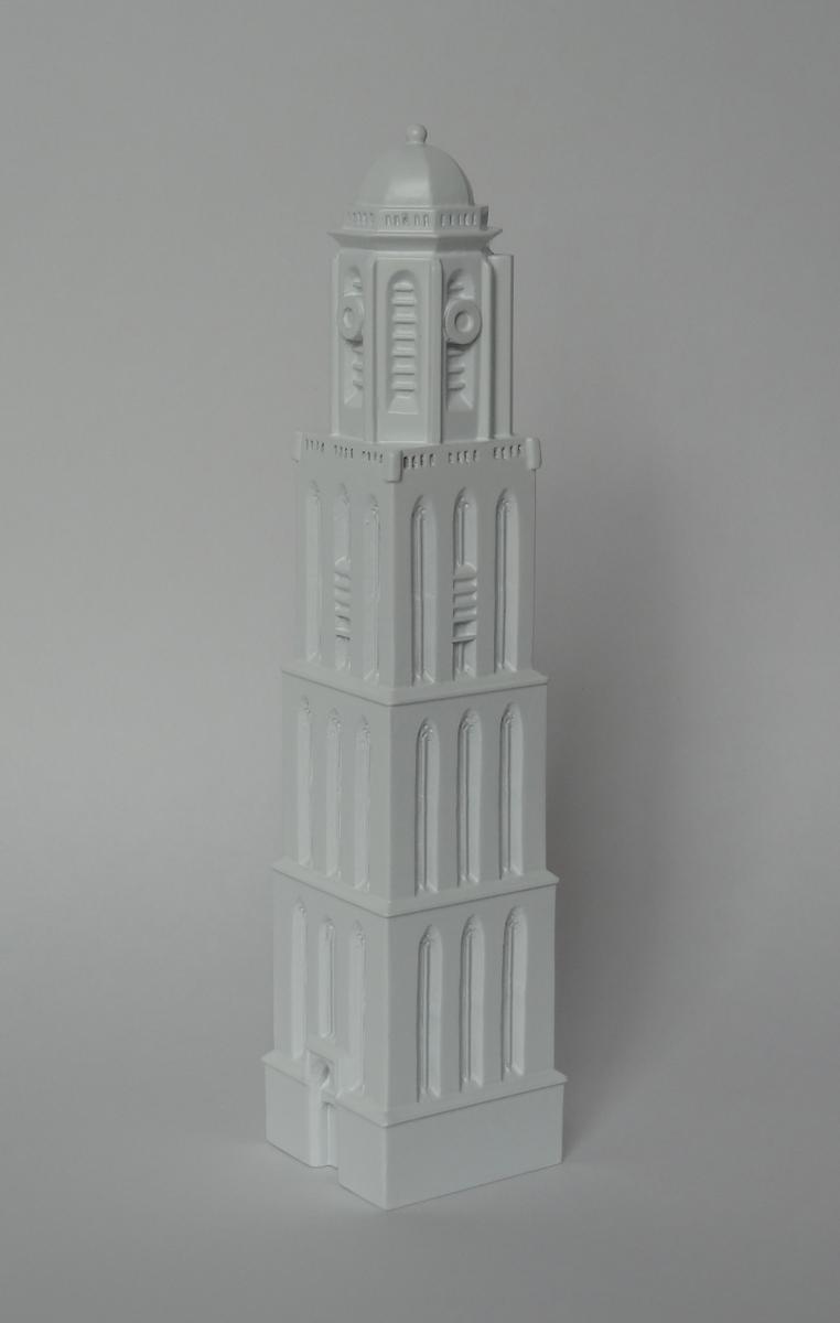 3D model schaalmodel peperbus pec zwolle