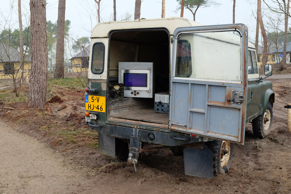 beekse bergen safari resort jeep hilvarenbeek