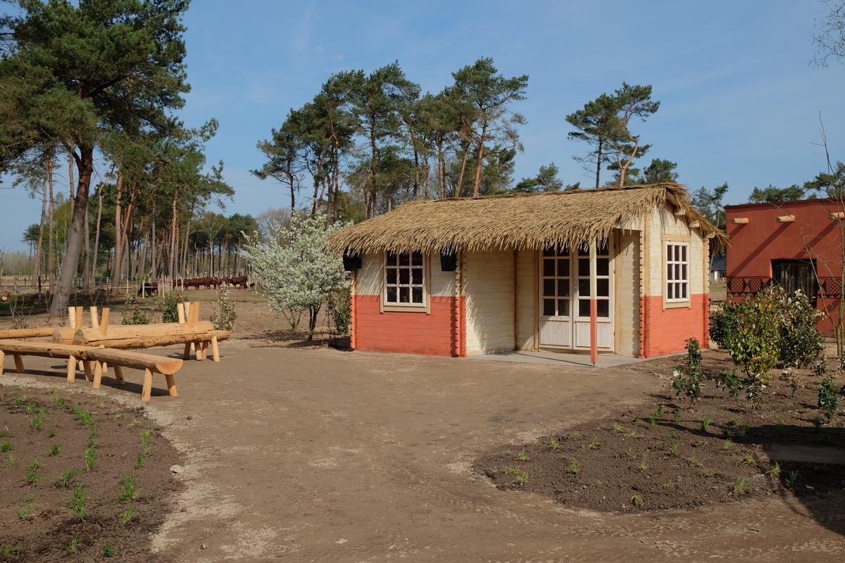 rangerhuisje safari resort beekse bergen hilvarenbeek