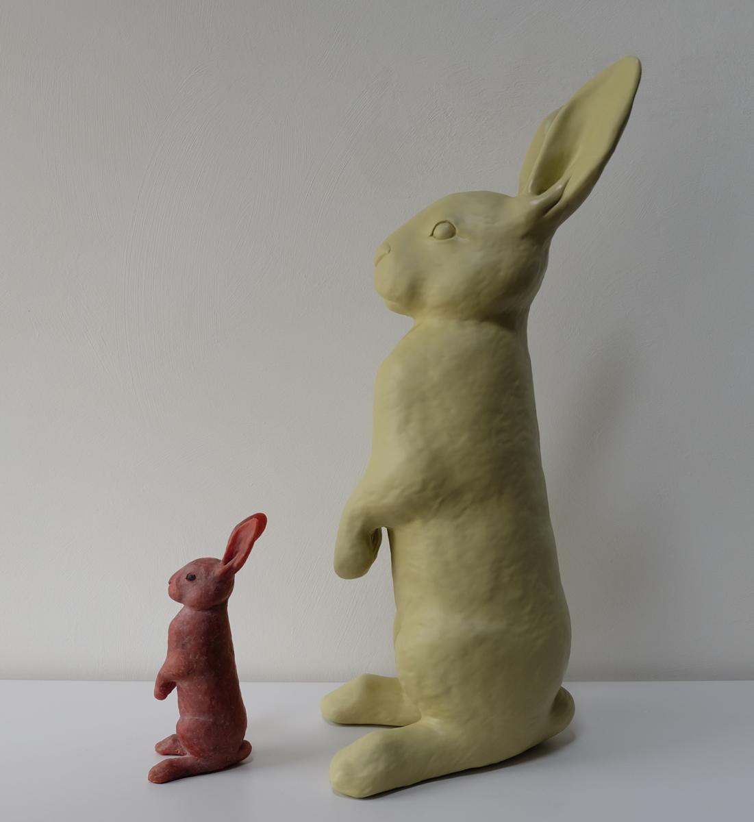 konijn 3d print herman van veen konijnhouder landgoed de plats